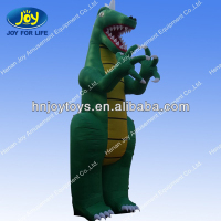 Advertising Inflatable Iguana