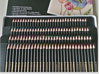 Water soluble pencil 120 colors
