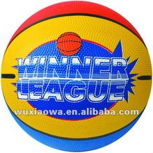 Marketing sport/official basketball supplier/ pass toys(RB133)