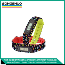 Colorful Watch Pedometer For Kids