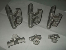 die cast aluminium VIC hot line clamp cooper stem hotline tap clamp America standard cast aluminum pipe clamp