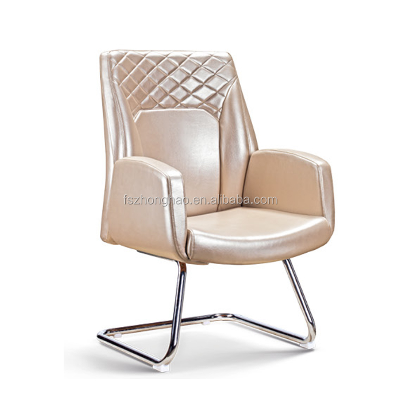 office swivel leather chair modern design foshan office furniture supplier