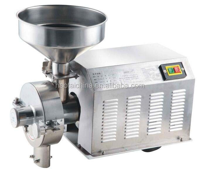 Electric Stainless Steel Cassava Flour Mill Made In China