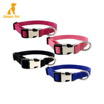 personalized Luxury Martingale Dog Collar Buckle Puppy Pet Supplies