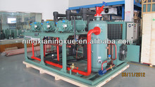 Germany Refrigeration Equipment SEMI-HERMETIC germany bitzer screw compressor condensing units for cold room