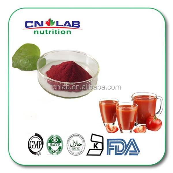 Tomato Extract/Lycopene Powder Manufacturer/Plant/Supplier