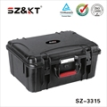 waterproof plastic trolley tool case