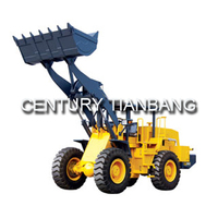 Engineering machine wheel loader for sale
