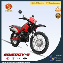 Dirt Bike Cheap for Sale 150CC Off Road Motorcycle SD150GY-3
