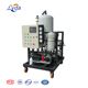 turbine oil filtration system for hydraulic system factory sell