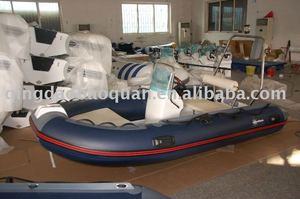 Inflatable yacht/Rigid inflatable boat/RIB boat