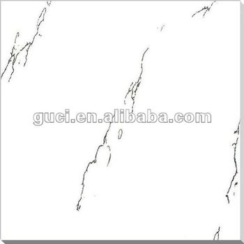gres porcelain polished tile white