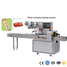 High Speed BIscuit Wafer Automatic packing machine