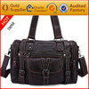 2017 hot sale weekend bags PU leather womens travel bags
