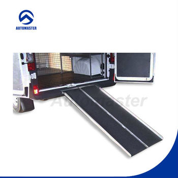 Foldable Wheelchair Ramp Manufacturer in China with CE