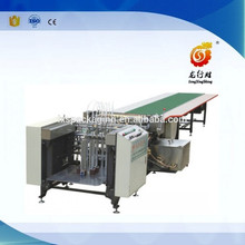 Automatic Paper Feeding and Pasting Machine for box making
