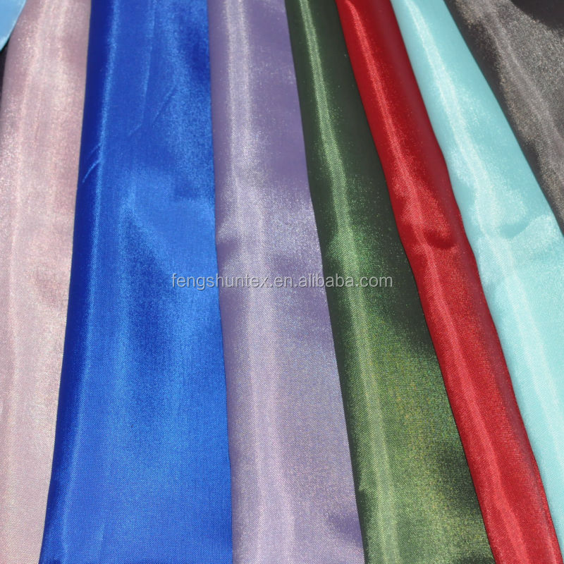 PA coating tent covering material 100%polyester