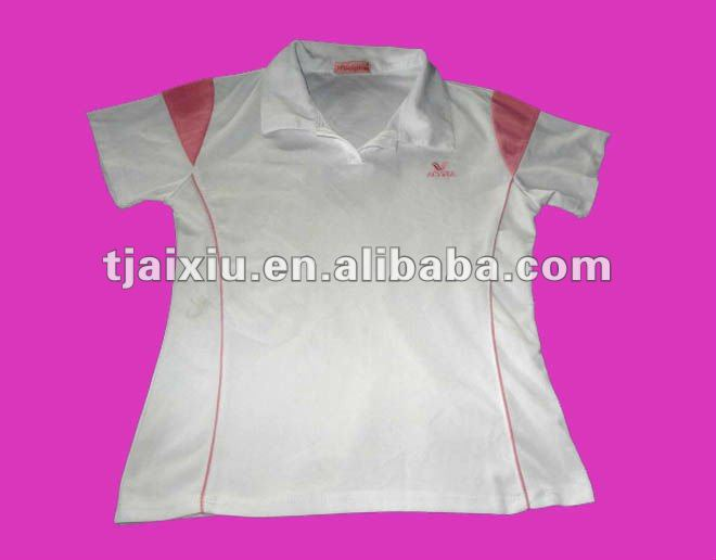 wholesale second hand clothes for women ladies sport T-Shirts hot sale used clothes in africa