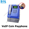 Alibaba Hot Sale Indoor Coin Operated WiFi Sip Phone