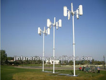 China supplies reliable vertical axis wind turbine generator with permanent magnet