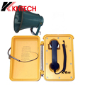 KNTECH emergency roadside telephone waterproof weatherproof IP66 telephone KNSP-03