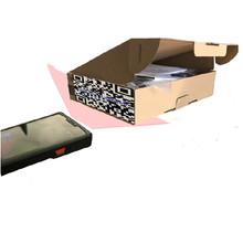 2D bar code data collector android pos system with built-in bluetooth printer ,barcode scanner