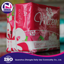 TG Tools manufacturer lady printing feminine odor sanitary napkins manufactuer