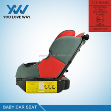 2016 Infant isofix inflatable baby car seat with ISO-FIX system for little baby