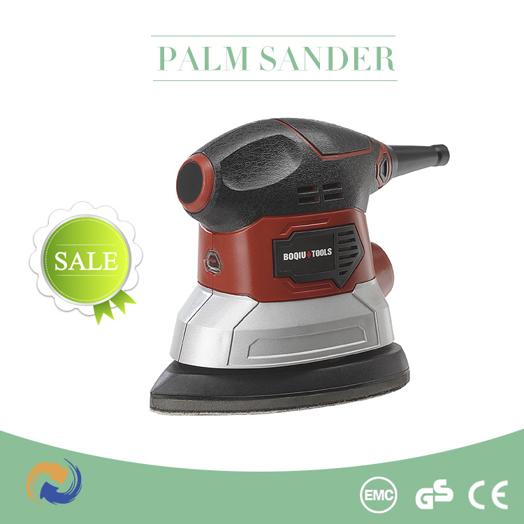 13000r/min/26000 O/min Electric Palm Sander Machine