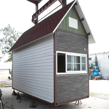 Parts assemble container house