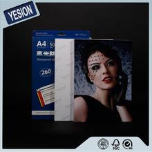 Inkjet glossy/matte photo paper 180gsm 200gsm 230gsm