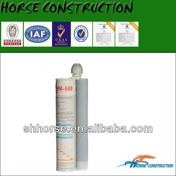 HM-500 3:1 Side by Side cartridge structural adhesive