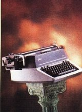 Mechanical Typewriter, Manual Typewriter