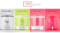 Hot sell 1L mini rice cooker with Japan Dakin Water based Coating, Safe and enviroment- friendly