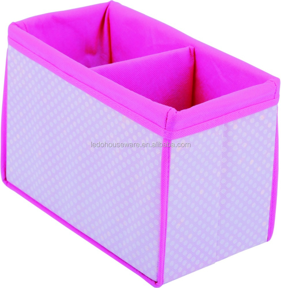High quality non-woven fabric 2 packer storage box