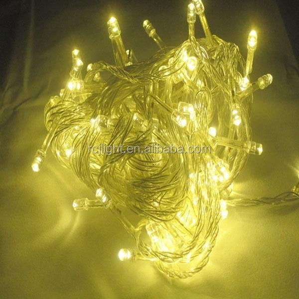 Christmas Lights Without A Plug