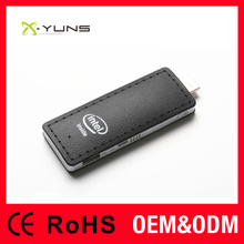 Customized portable Intel compute mini pc stick for windows 8 10
