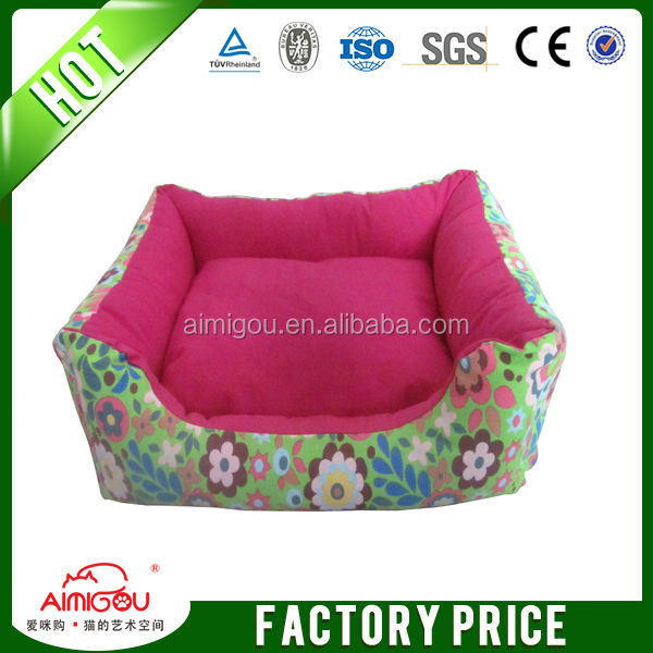 Hello kitty comfortable cute princess cat bed with high quality