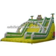 gaint commercial outdoor kids jungle-themed inflatable slide new