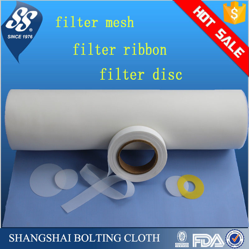 round filter disc/ filter ribbon FDA 85um water purifier filter mesh