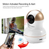 Wireless two way audio alarm smart home remote controlled inspection camera
