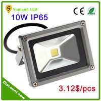 Energy saving AC85-265 5500k CE ROHS ip65 floor use led flood light