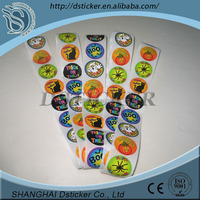 China Factory Made Custom Decoration Kids Cartoon Decal Sticker
