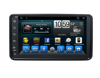 7'' Android 7.1 full touch screen car dvd player/Vehicle Car GPS with Qcta core processor for Suzuki jimny