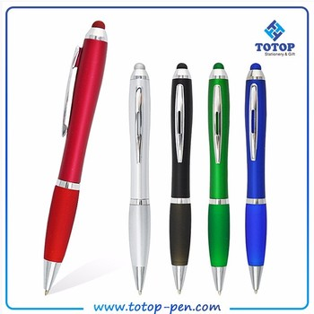 Novelty advertising touch pen stylus pen for ipad