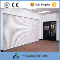 China Supplier New Design Electrically Operated Roller Shutter Door