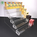 Acrylic counter display stand/ acrylic display rack