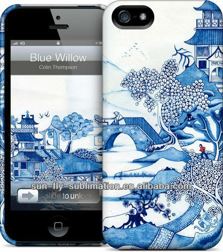 Customized phone case for iPhone 5 5s Designer Sublimation cell phone cases OEM Factory