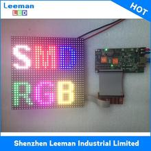 free full color rgb p6 led module/panel/display/tv screen 6mm outdoor/indoor hd led video wall LED Industrial Light