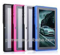 "Tablet PC 7"" AllWinner A13 Q88 android 4.2 OS 1.2GHz 512M DDR 8GB NAND FLASH Capacitive Screen 7 inch tablet PC"